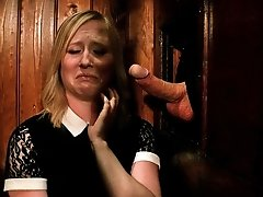 British Babe Satine Spark gets ruined in new I Confess! After confessing her lesbian sins, Satine is cleansed by Private's priest in the only way